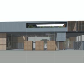 Nieuwbouw Kantoor Amsterdam Noord