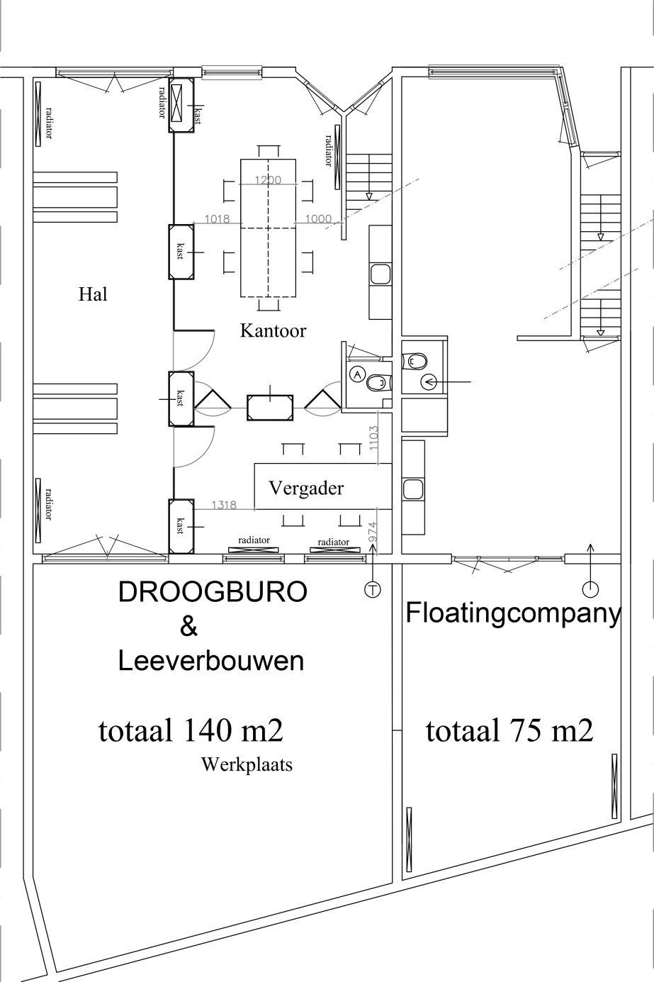 Kantoor Droogburo_Droogburo Architecten Amsterdam