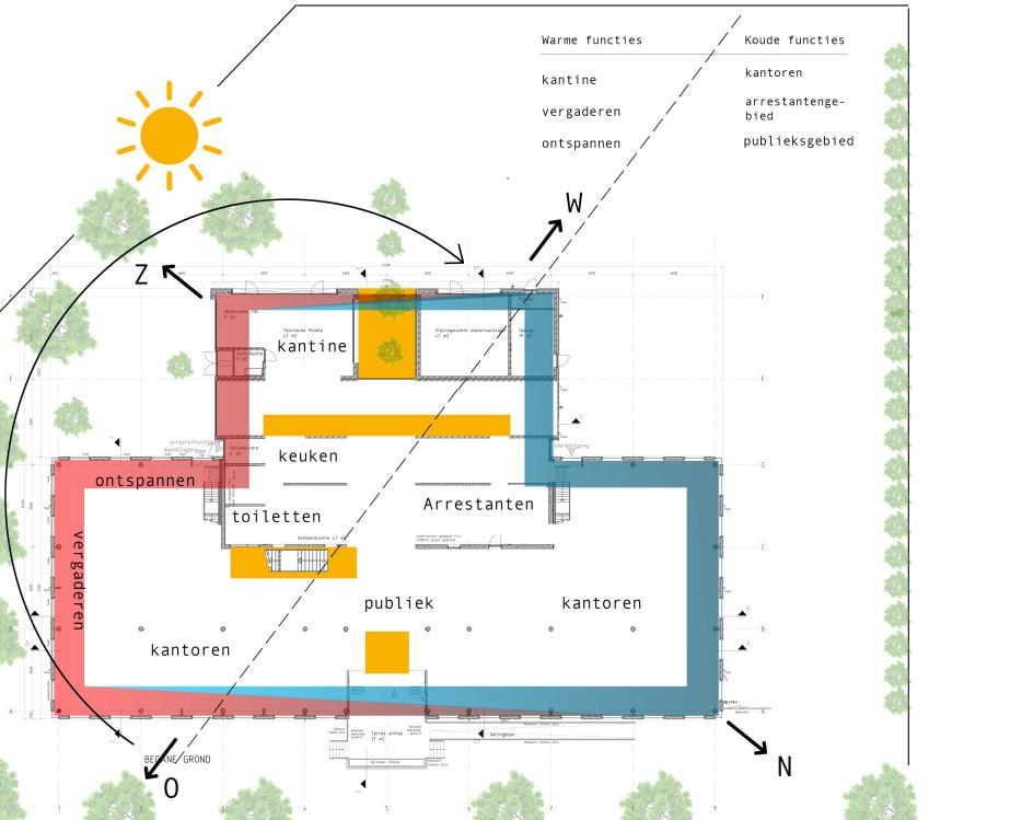 Landelijke politie_Droogburo Architecten Amsterdam